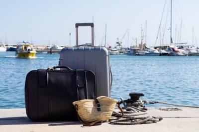 bagages port de palais compagnie oceane belle ile randonnée belle ile en mer locations belle ile en mer